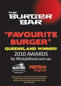 favourite burger qld